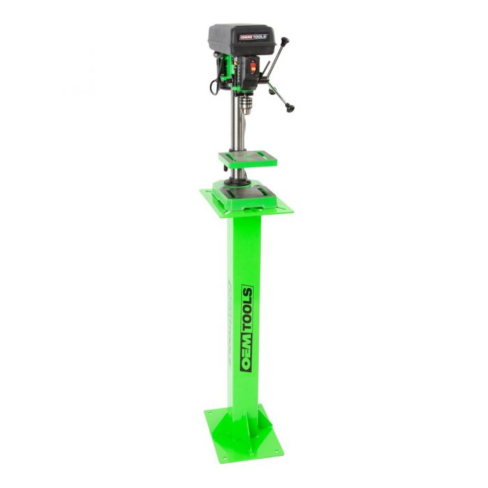 Astonishing Oemtools 24643 Bench Grinder Vise And Drill Press Stand Andrewgaddart Wooden Chair Designs For Living Room Andrewgaddartcom